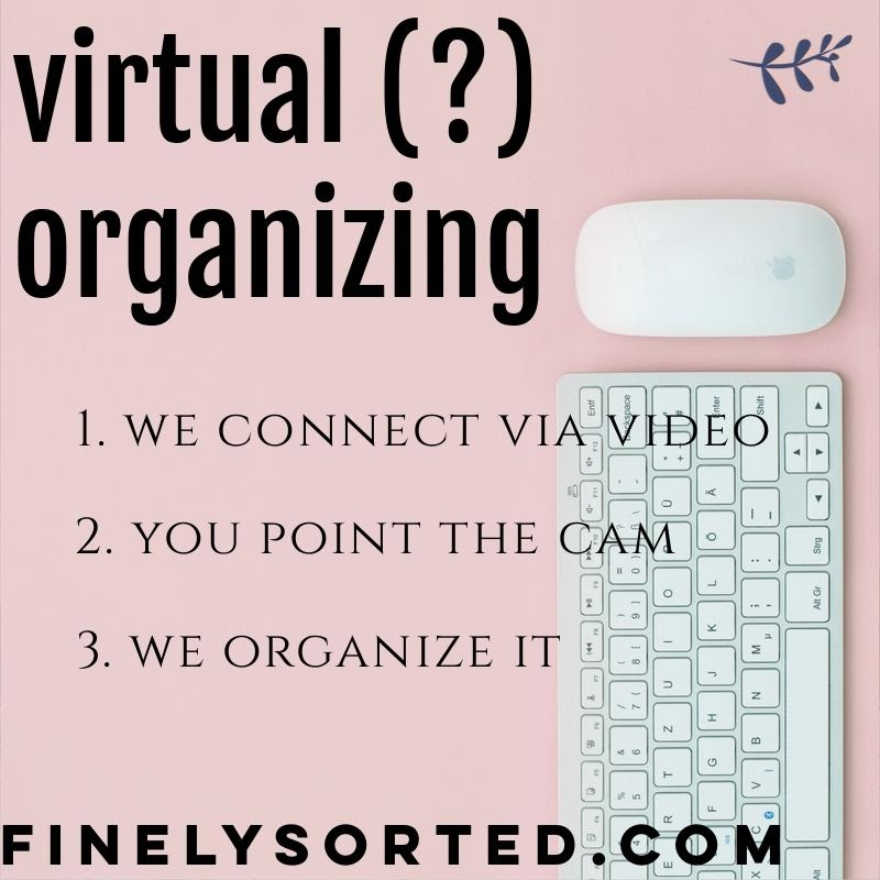 Virtual Organizing What Is It?