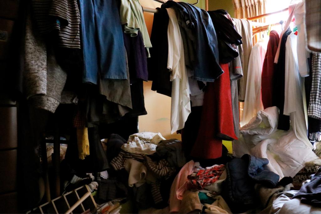 Messy Room DIY Organizing